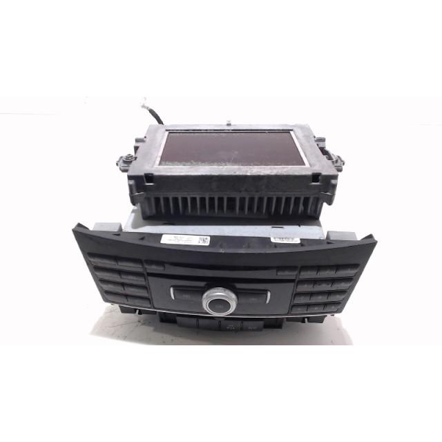 GPS-System Mercedes-Benz-Benz E (C207) (2010 - 2016) Coupé E-220 CDI 16V BlueEfficiency (OM651.911)