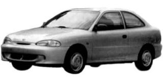 Hyundai Excel/Accent II/Pony (1994 - 2000)
