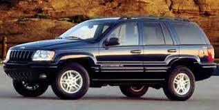 Jeep Grand Cherokee (WG/WJ) (1999 - 2000)