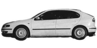 Seat Leon (1M1) (2002 - 2003)