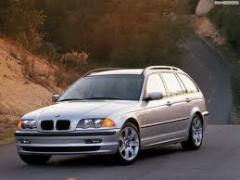 BMW 3 serie Touring (E46/3) (1999 - 2001)